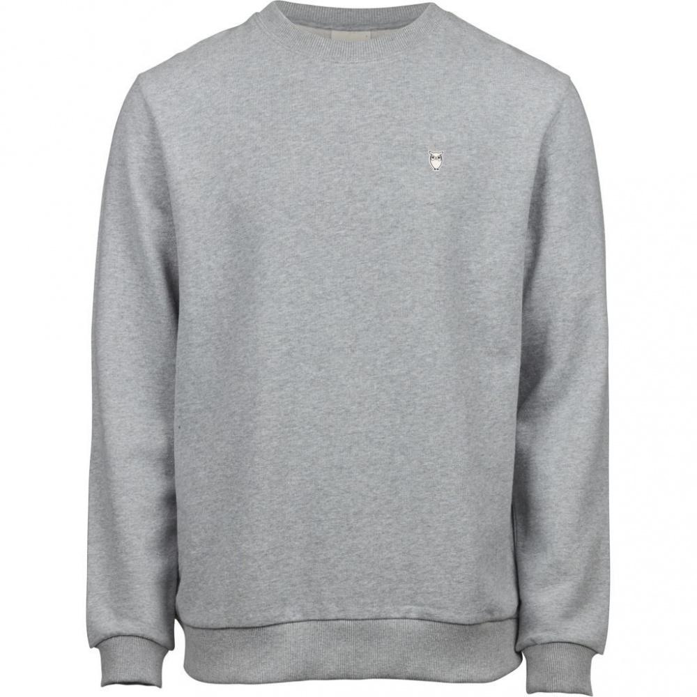 Grey Sweatshirt  Calvin Klein  Strikkejakker & -gensere
