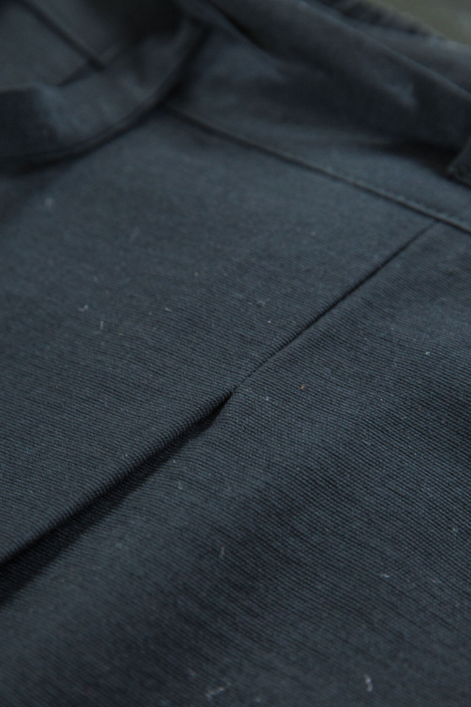 f05206fd Mørkeblå GARCIA Vid bukse - Agalaust